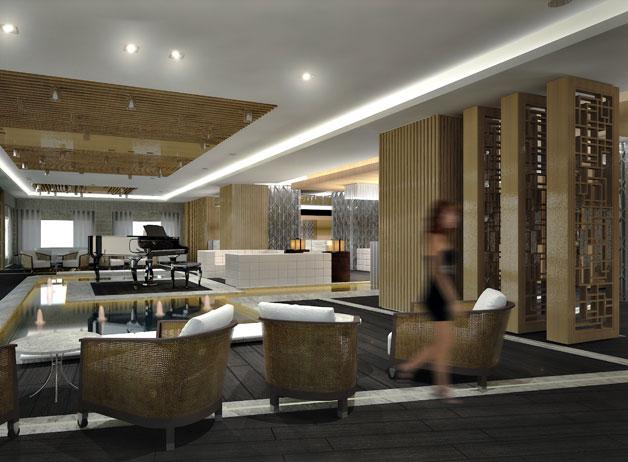 Antalya Xanadu Hotel Entrance Hall & Lobby